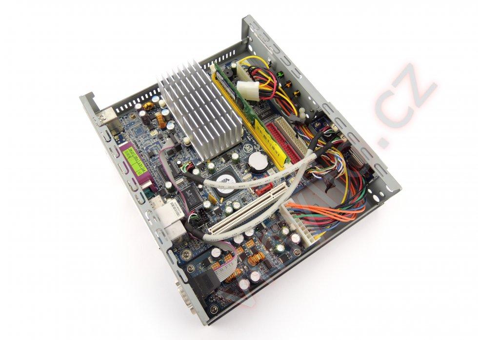 Tenký klient Gigabyte STA/STC-02R