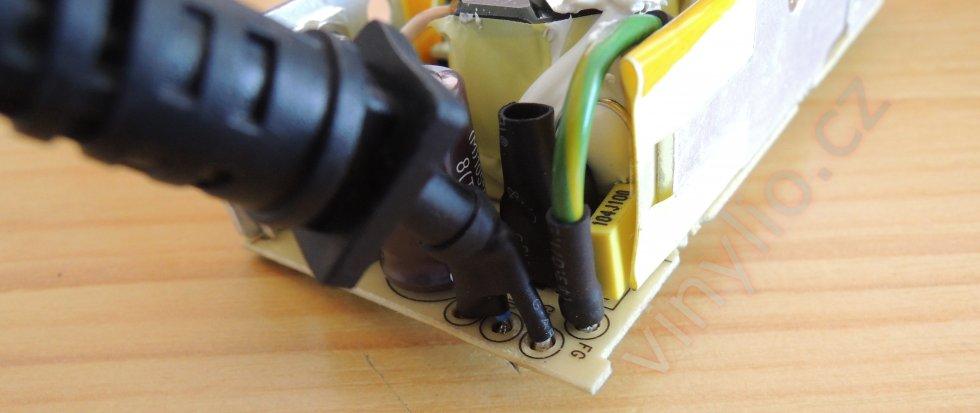 Opätovné použitie pôvodnej kabeláže
