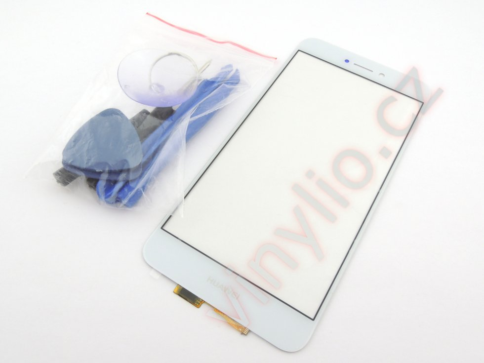 Nové sklo s dotykovou vrstvou - vrchná strana