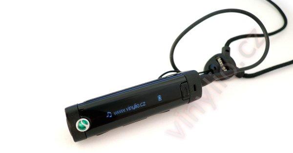 Bezdrôtové handsfree Sony(Ericsson) MW 600 - výmena akumulátora a množstvo informácií
