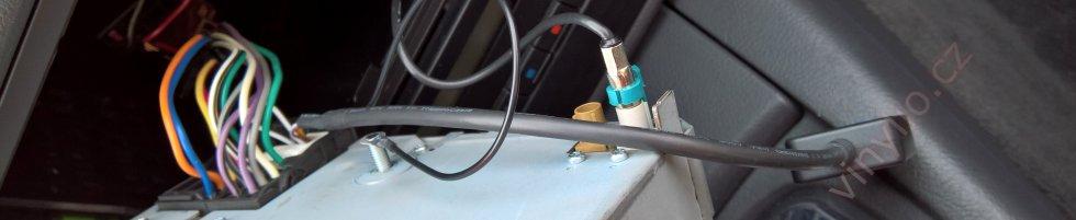 Samotná inštalácia adaptéru